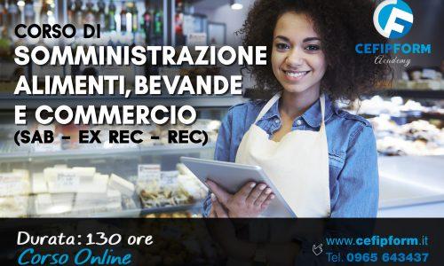 CORSO ex REC online SAB online